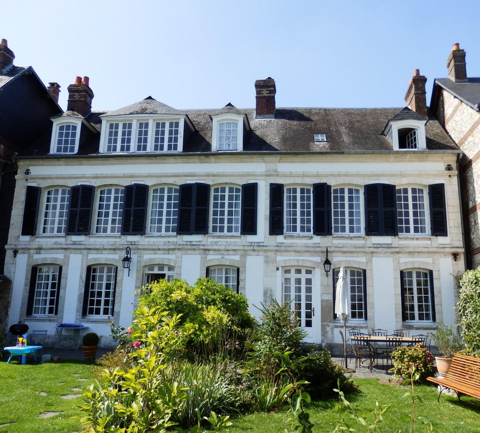 achat maison de caractère en bord de Seine