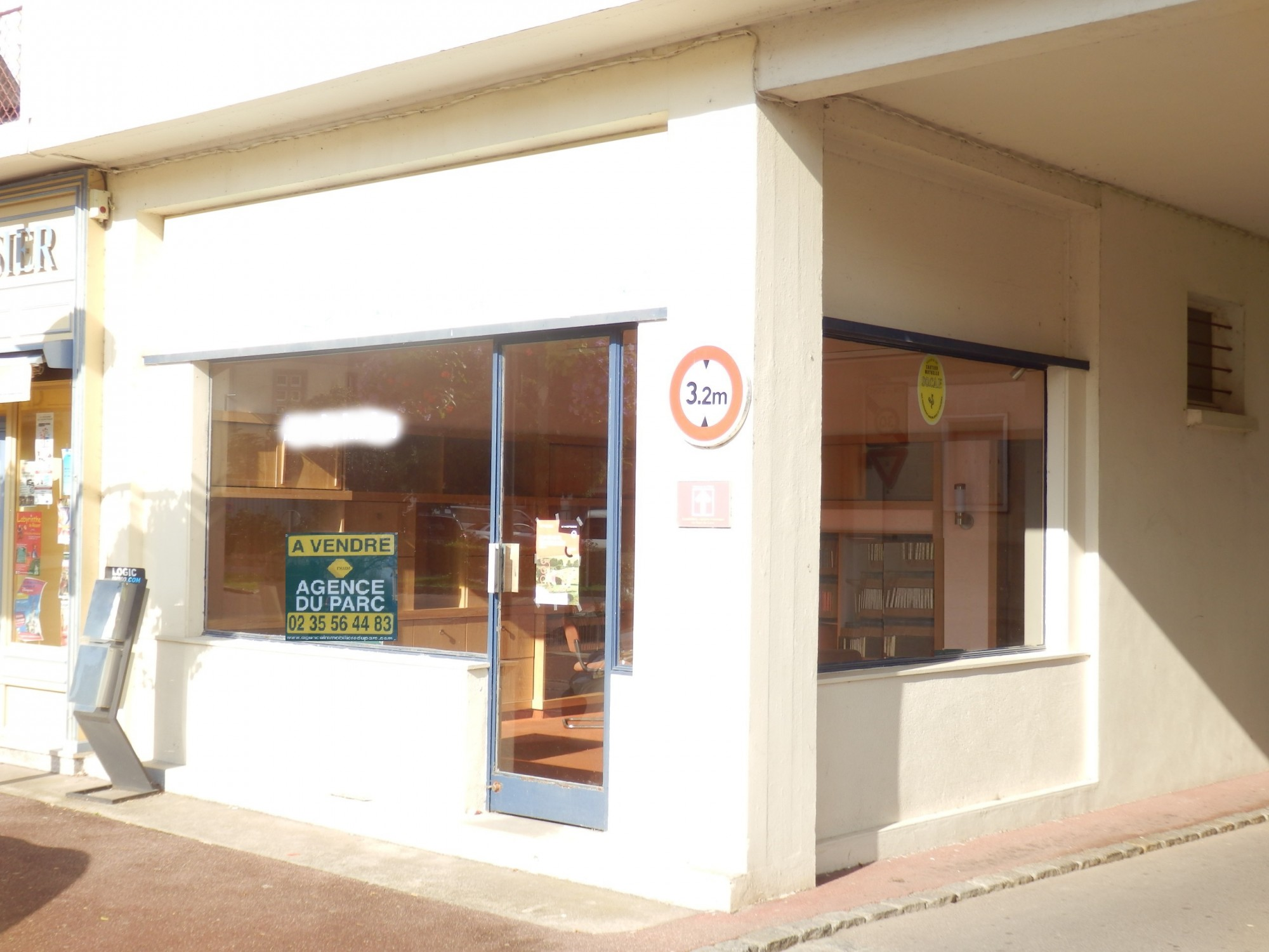 vente d'un local commercial à Caudebec en Caux
