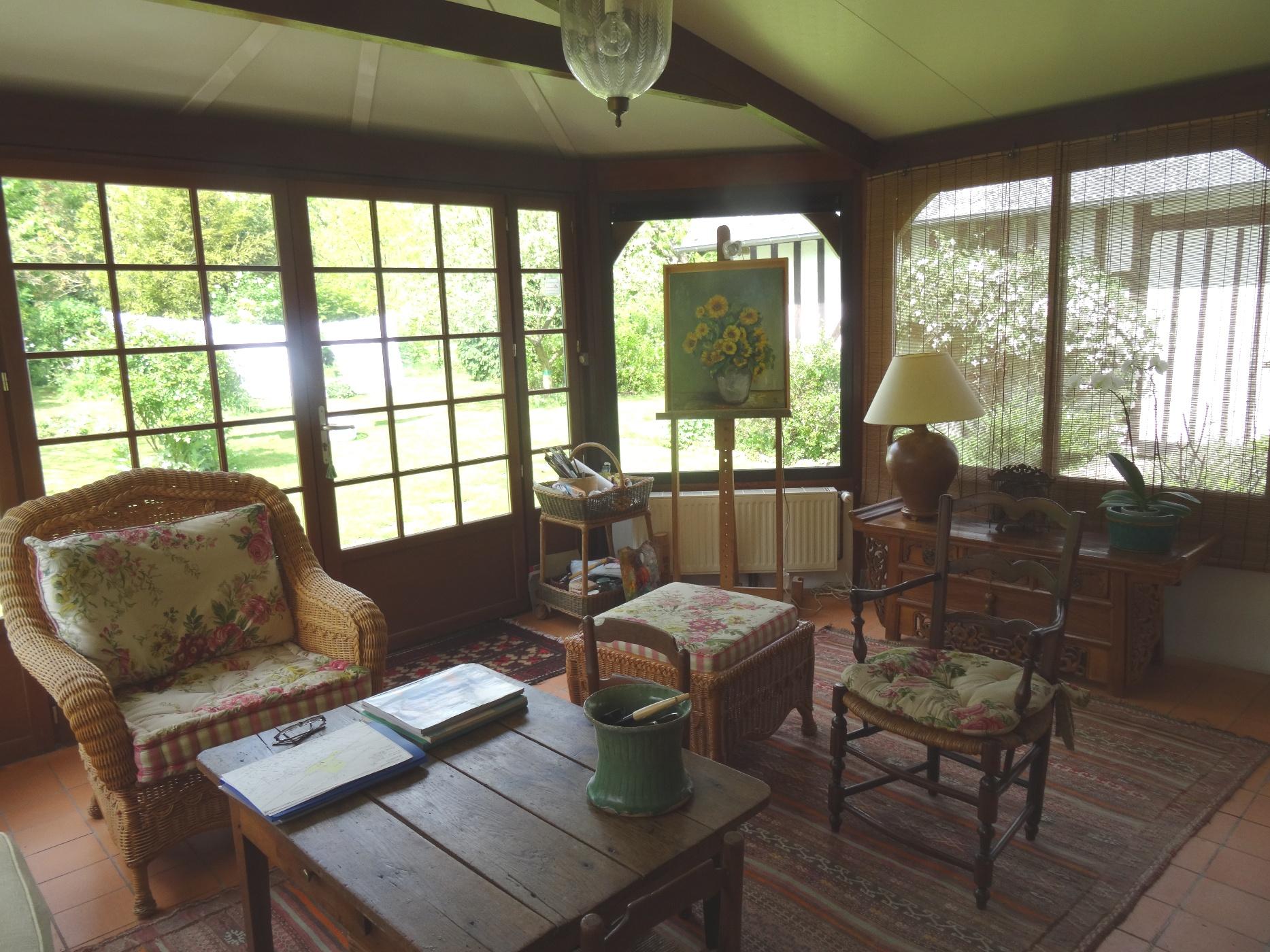 acheter maison normande de charme vendre proche du pont de brotonne axe caudebec en caux bourg. Black Bedroom Furniture Sets. Home Design Ideas