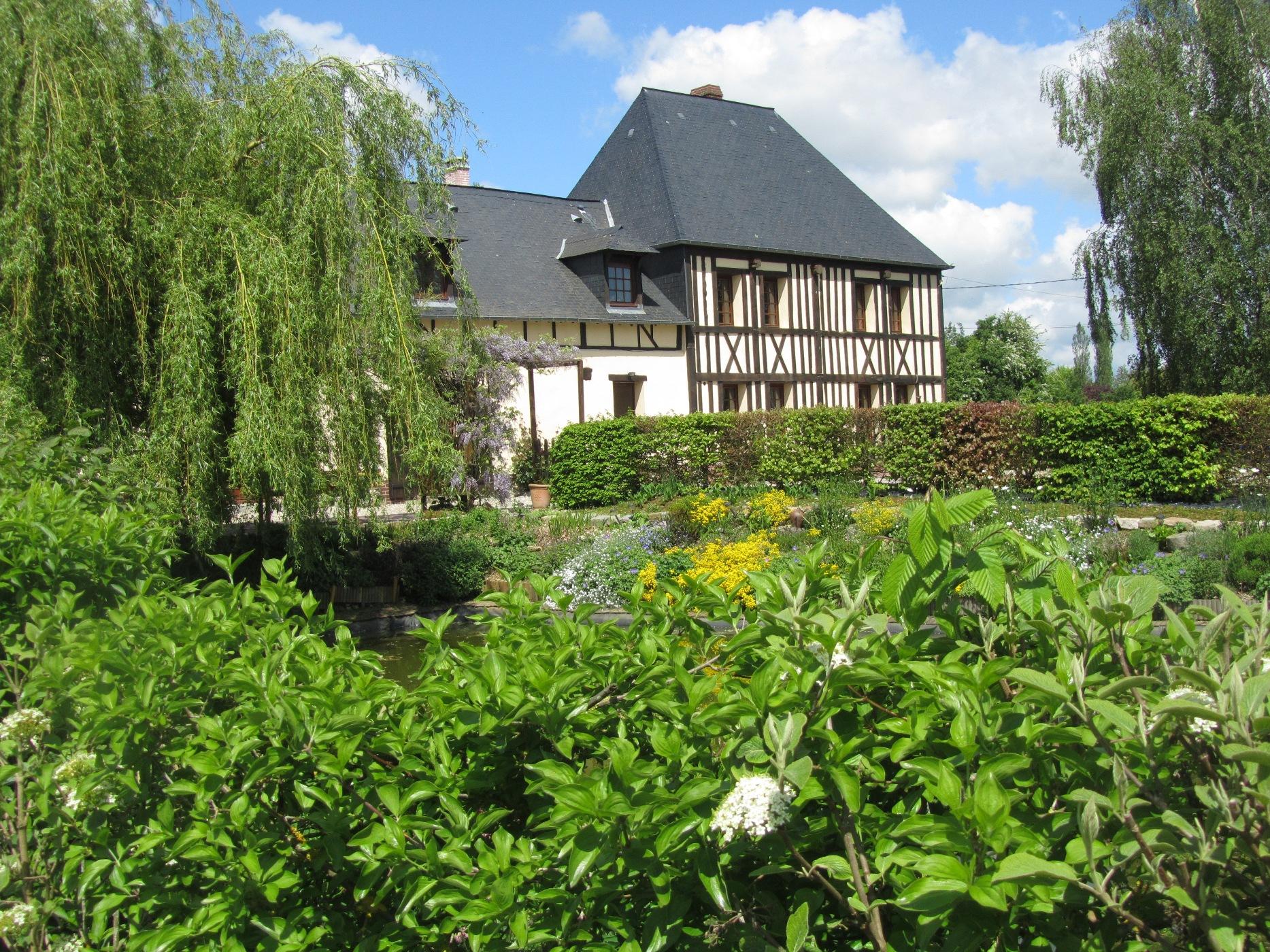Acheter maison normande de charme vendre en normandie for Maison charme et tradition