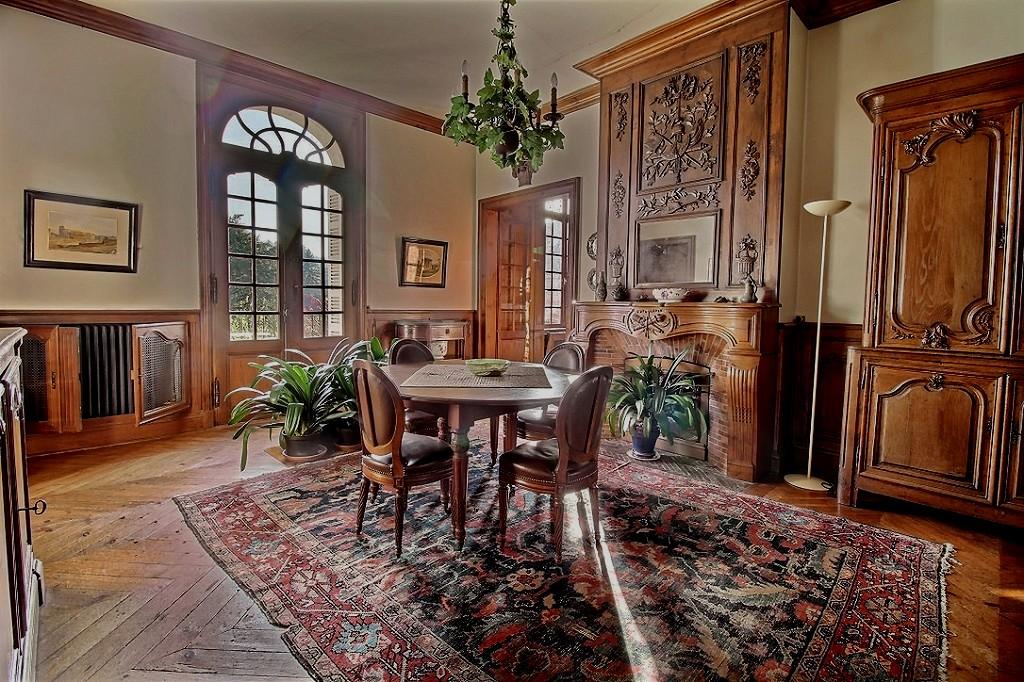 maison de charme du xviii me vendre en normandie entre. Black Bedroom Furniture Sets. Home Design Ideas