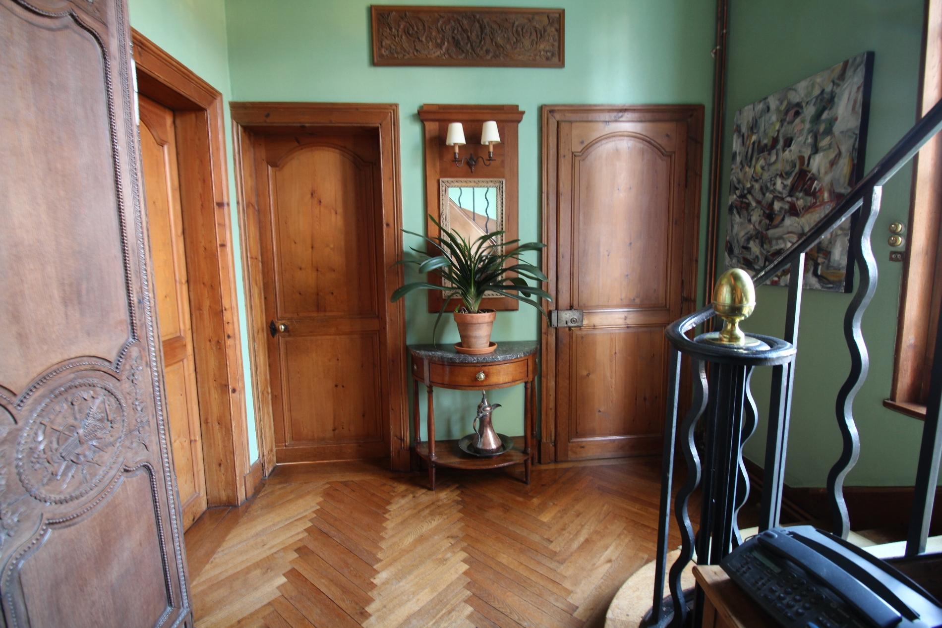 Acheter maison de charme du xviii me vendre en normandie for Acheter maison paris 16