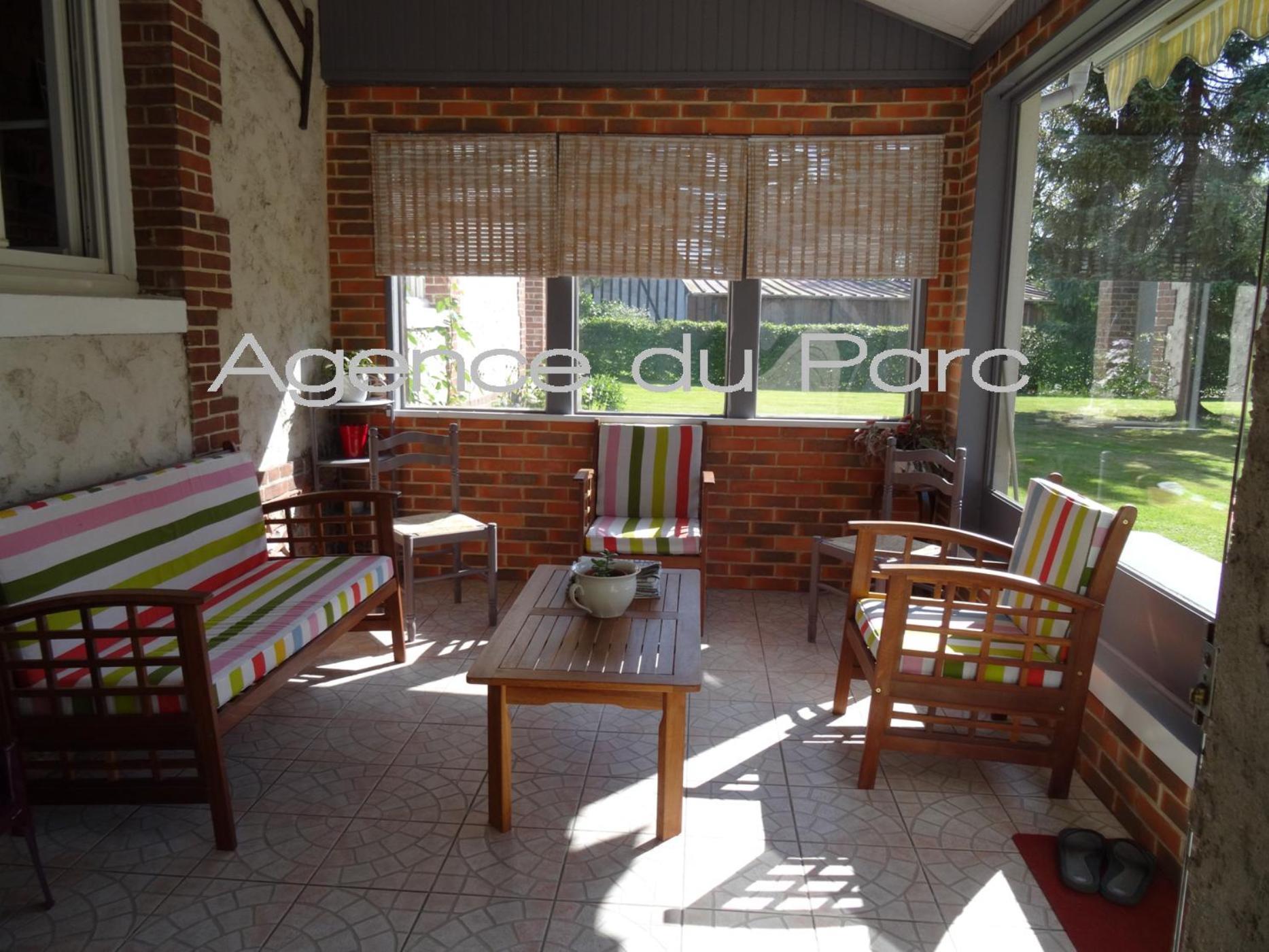 Acheter vente d 39 une maison cauchoise en briques et pierres for Acheter une maison par agence immobiliere