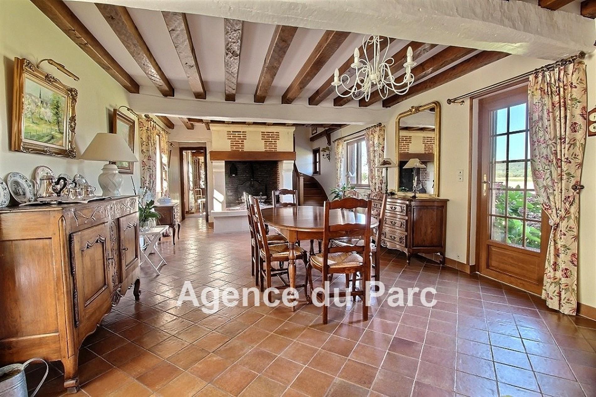Acheter achat d 39 une charmante maison normande en vall e de for Acheter maison paris