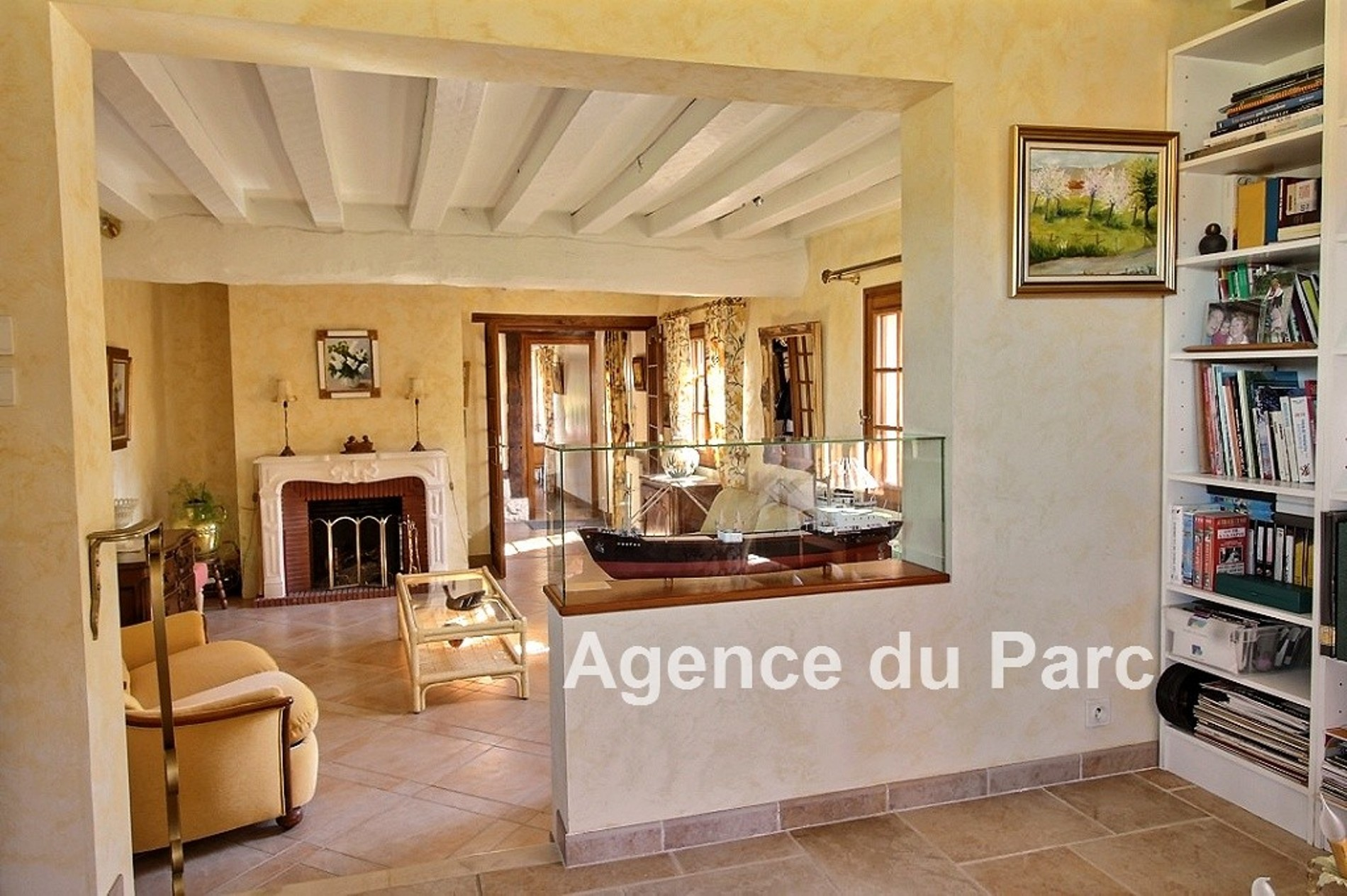 Acheter achat d 39 une charmante maison normande en vall e de for Achat une maison