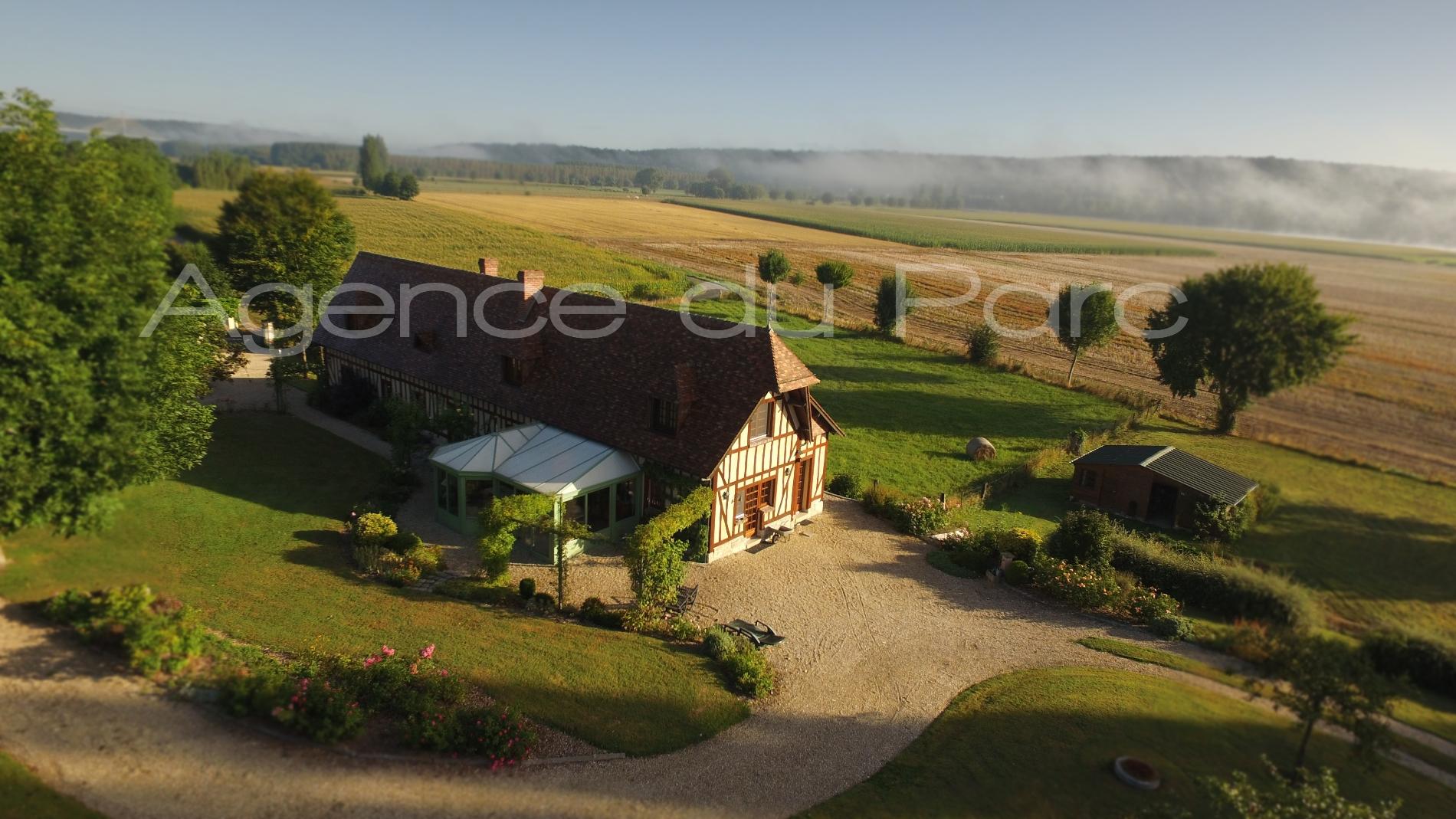Acheter Achat D Une Charmante Maison Normande En Vall 233 E De