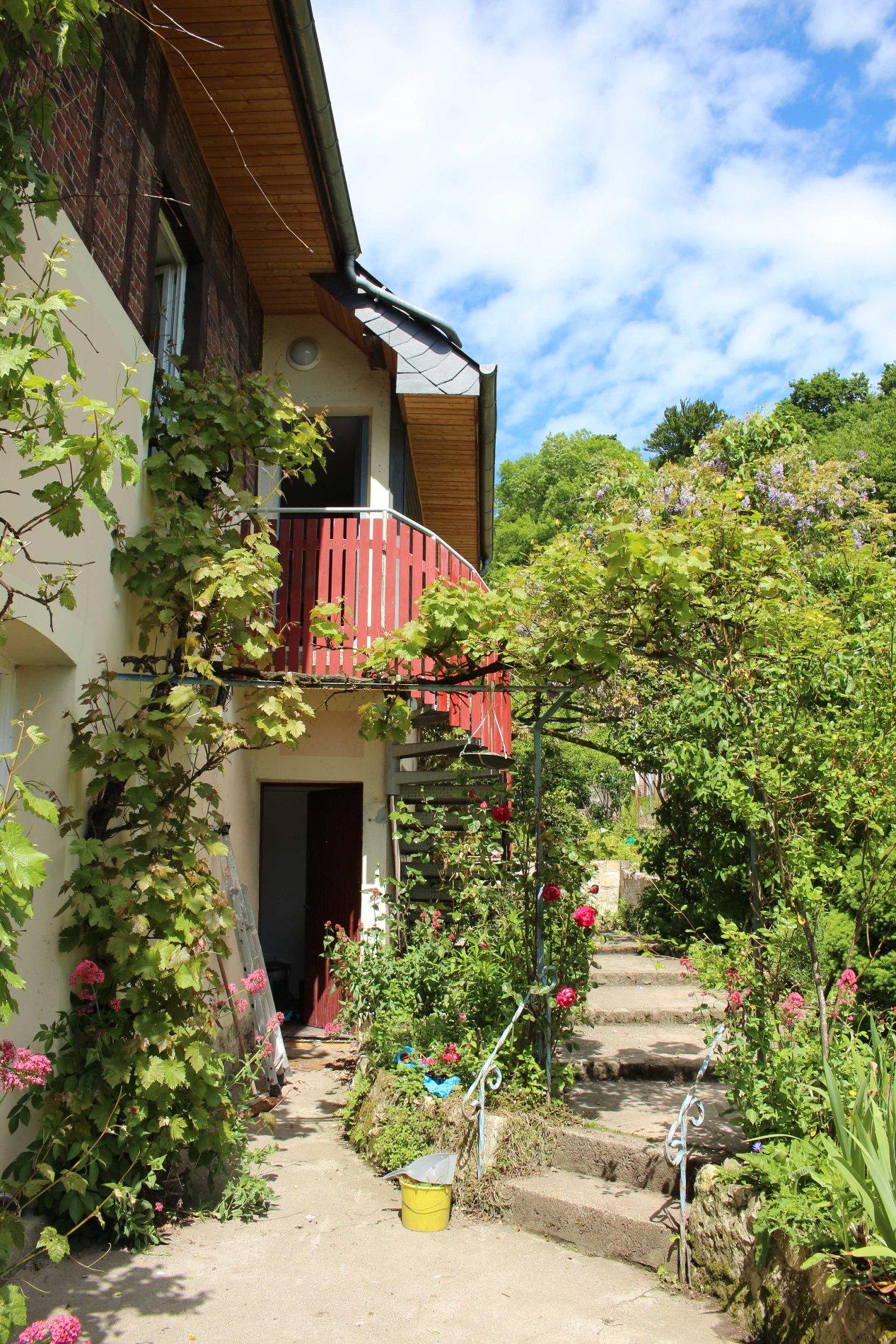 Acheter vente d 39 une maison de caract re pleine de charme - Vente d une maison ...