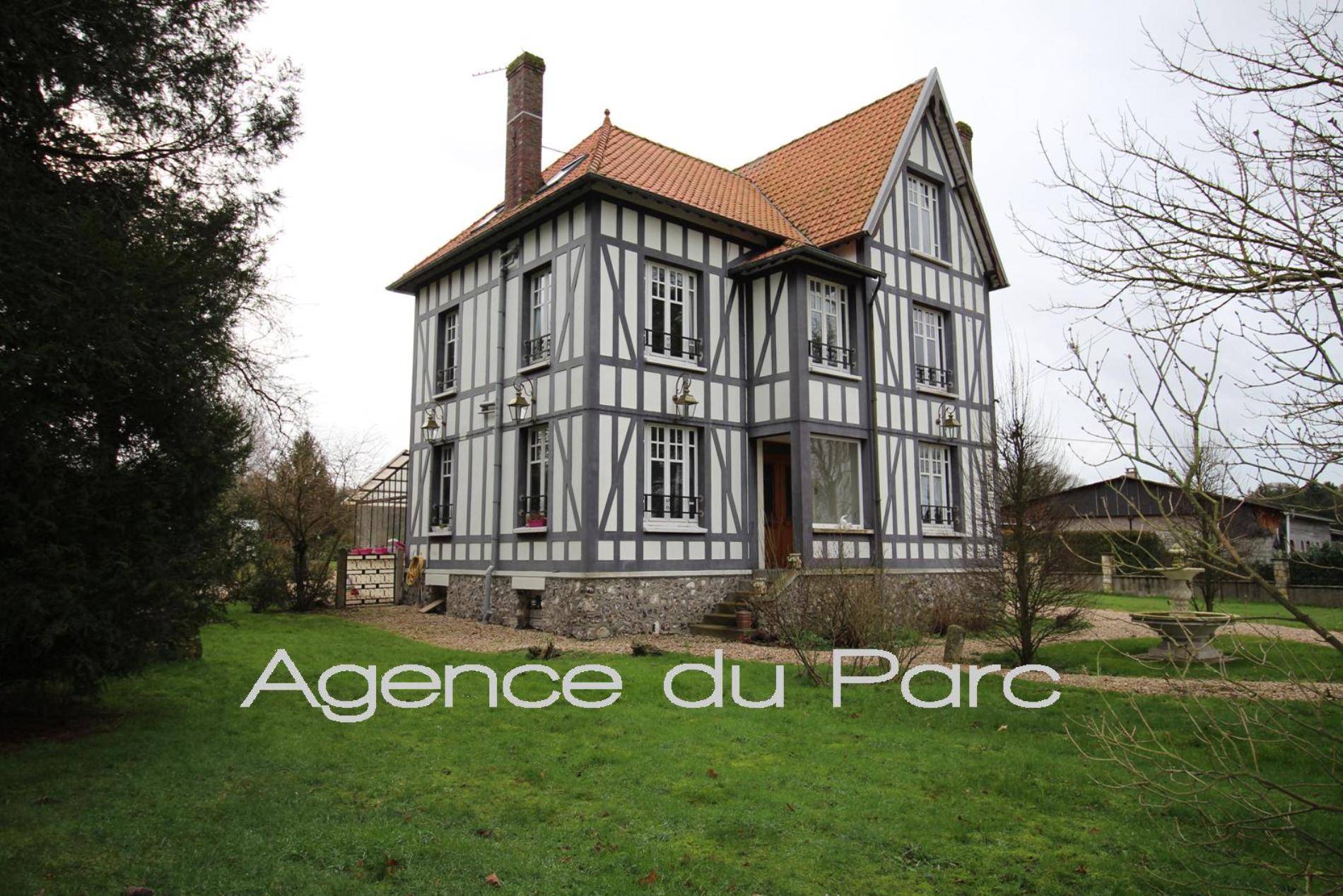 achat maison normande en vallée de Seine