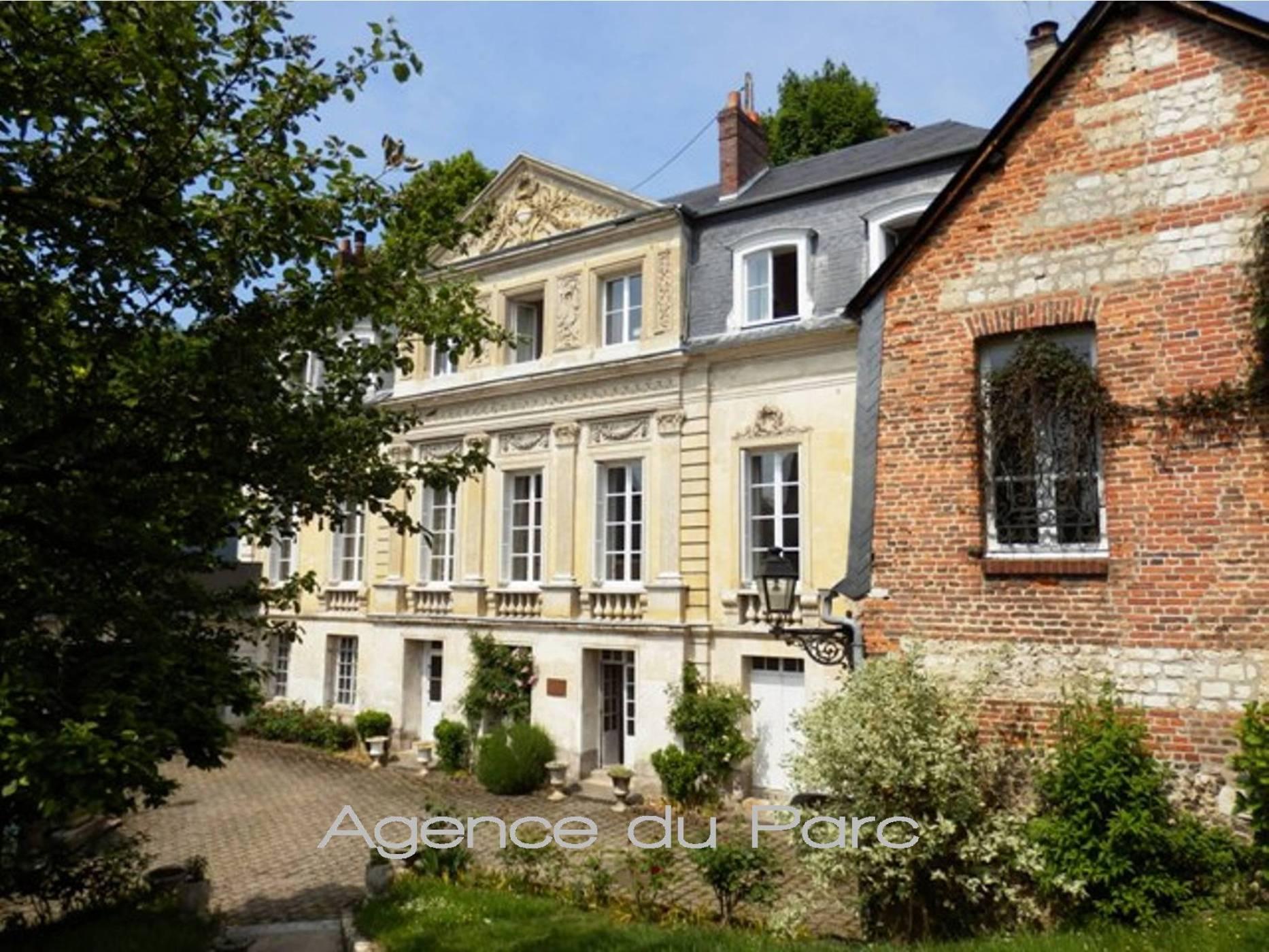 Hotel particulier du xviii me acheter avec sa maison de for Acheter des maisons