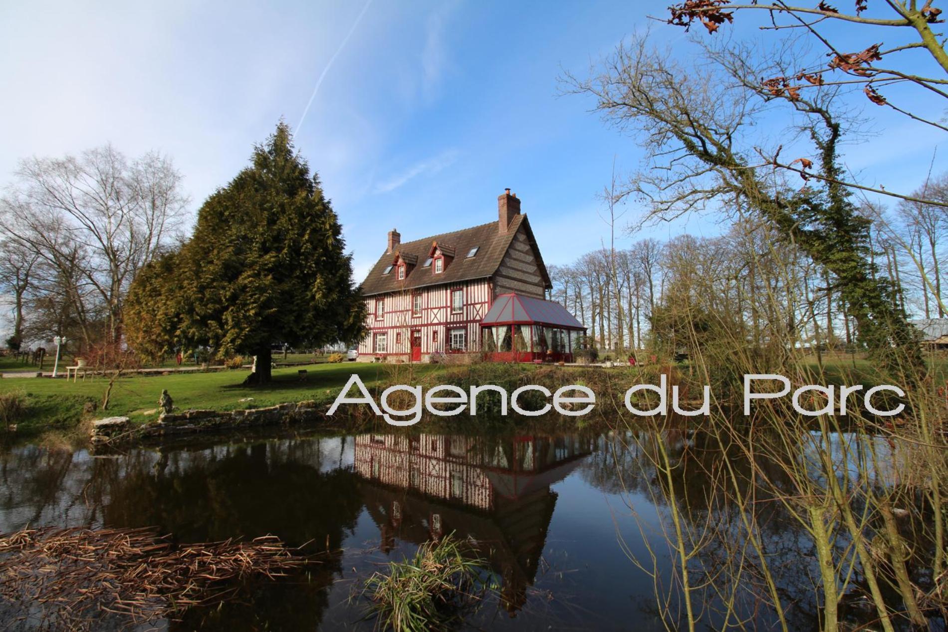 Acheter clos masure de 2 6 hectares avec d pendances for Agence immobiliere yvetot