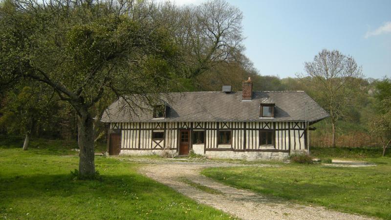 vente d'une maison normande authentique