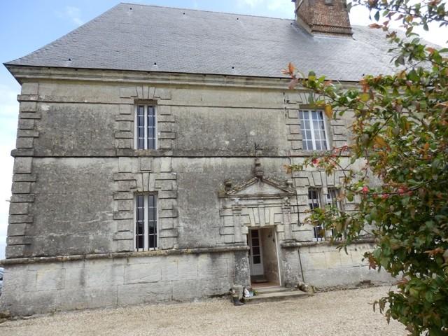 manoir monument historique a vendre