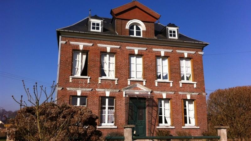 Acheter maison de ma tre en briques vendre campagne de for Acheter une maison par agence immobiliere