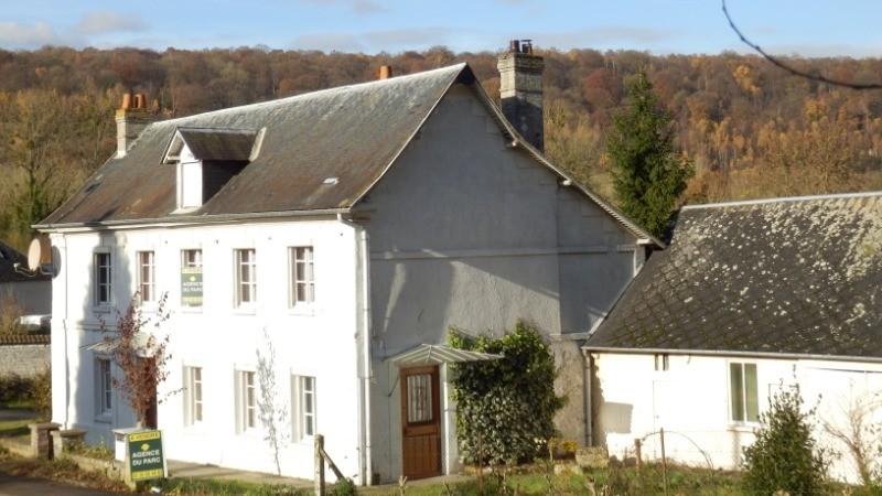 Acheter vente d 39 une grande maison ancienne campagne de for Acheter une maison de campagne