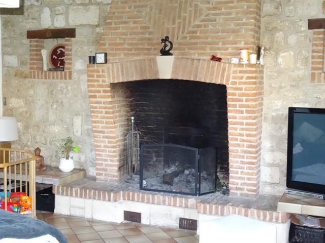 Acheter maison ancienne de caract re vendre proche de la for t de brotonne - Briques anciennes a vendre ...
