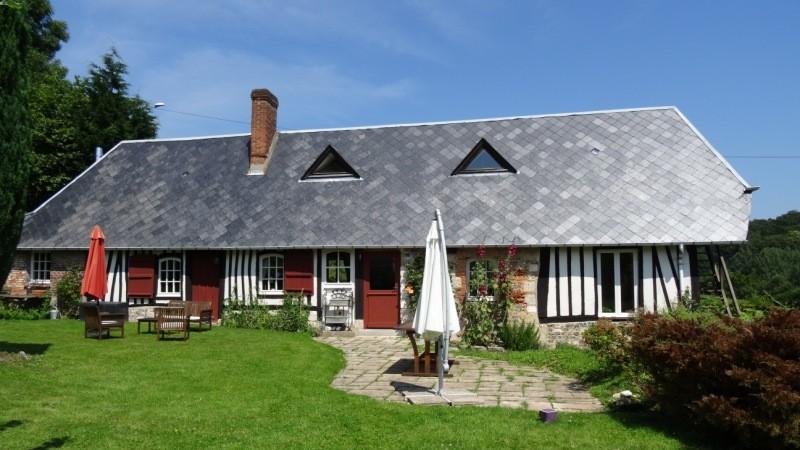 vente d'une charmante maison normande