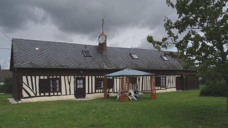 Transactions vente d 39 une charmante maison normande presqu for Acheter une maison a paris