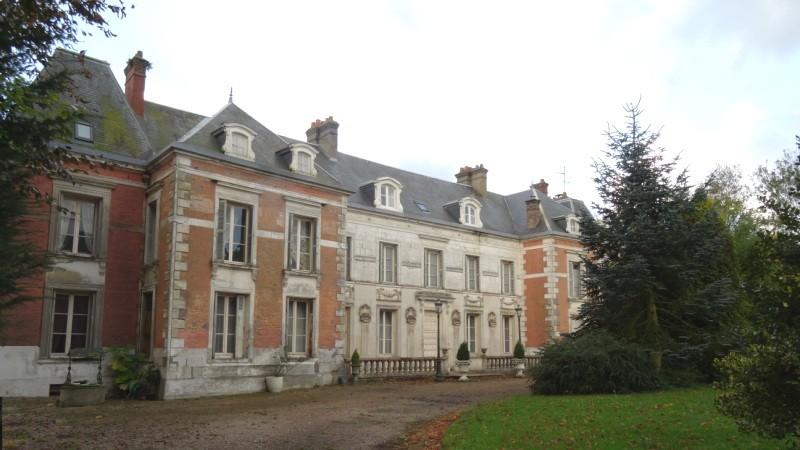 chateau XVIII à acheter en Vallée de Seine