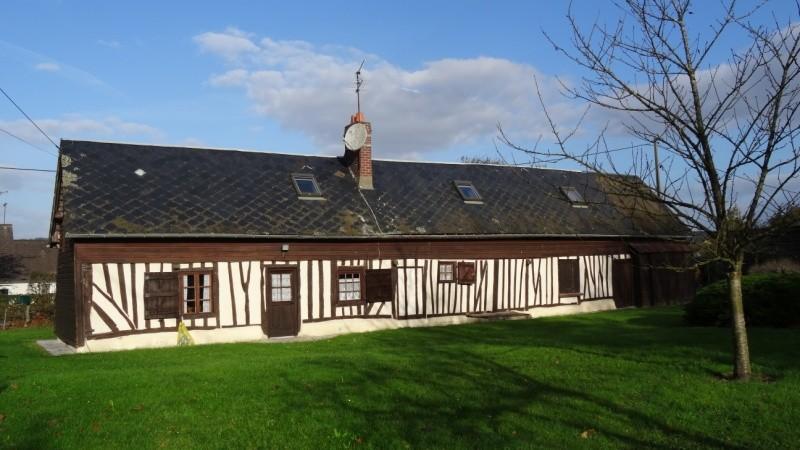 acheter une maison normande près de la forêt de Brotonne