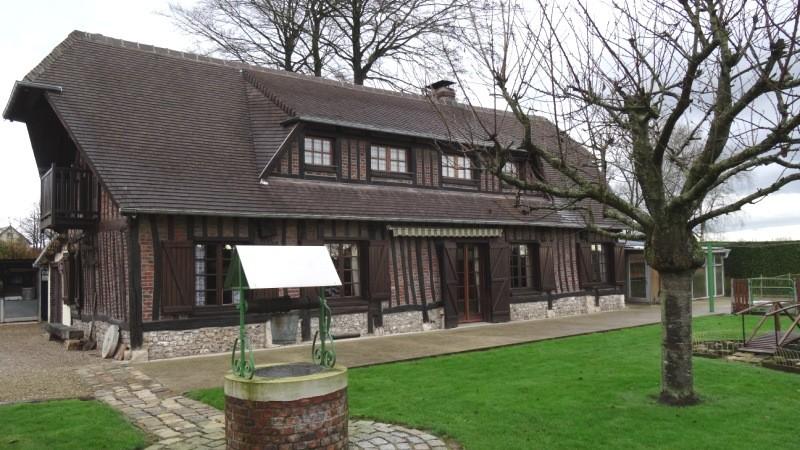 achat d'une maison normande aux environs d'Yvetot