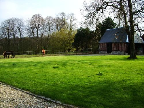Acheter maison normande sur 5200 m en excellent tat for Acheter maison a la campagne