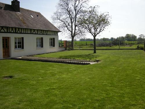 Maison normande Campagne proche YVETOT,76