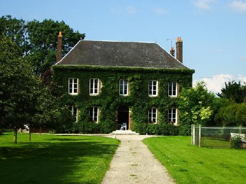 Maison de maitre XIXème Campagne à 2km d'Yvetot,76