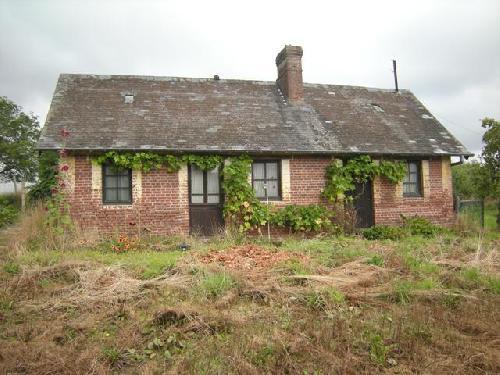 Maison à réhabiliter sur terrain à batir Axe Yvetot - Caudebec en Caux, 76