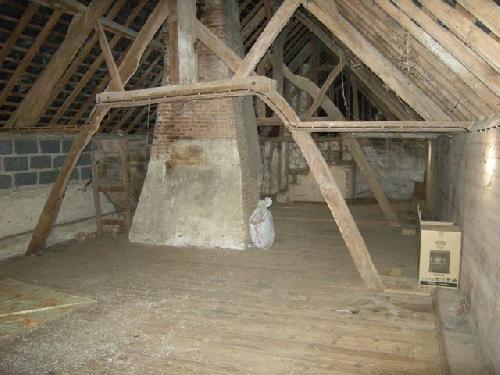 Maison ancienne à rénover A la campagne, entre Caudebec et Yvetot,76