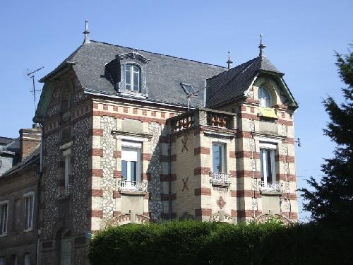 Maison bourgeoise Caudebec en Caux, 76, Vallée de Seine