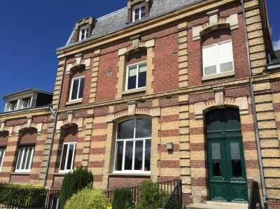 Achat d'un appartement F4 Caudebec en Caux, vallée de Seine, 76