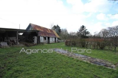 acheter corps de ferme avec maison normande et dépendances proche forêt