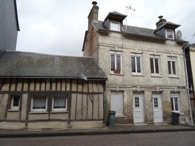 Immeuble à vendre pour investisseur  Caudebec en Caux Centre, En vallée de Seine, 76