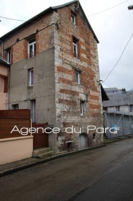 Achat d'un bel immeuble ancien Caudebec en Caux, vallée de Seine, 76
