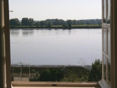 vente d'une maison XVIII en bord de Seine