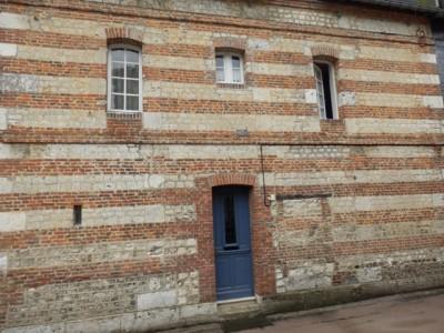 vente d'une charmante maison ancienne en briques et pierres