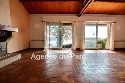 acheter un pavillon avec vue sur seine, sous-sol complet, séjour avec cheminée, 76