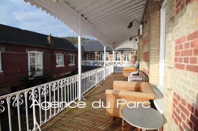 acheter une demeure pour chambres d'hotes, bord de Seine, entre Rouen et Le Havre