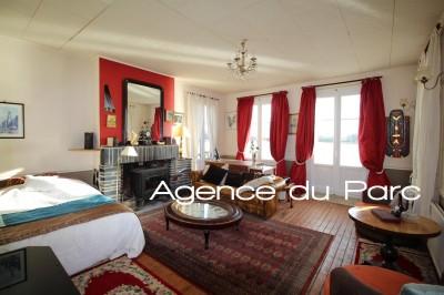 achat d'une grande demeure en très bon état, avec vue imprenable sur la Seine, beaucoup de potentiel, 76