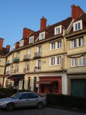 immeuble de rapport à vendre au centre de Caudebec en Caux