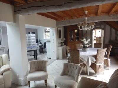 acheter une maison de charme à colombages campagne Caudebec en Caux