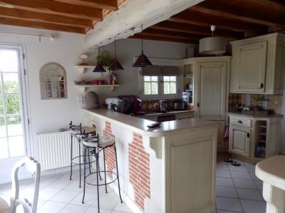 achat d'une charmante maison normande autour de Caudebec en Caux
