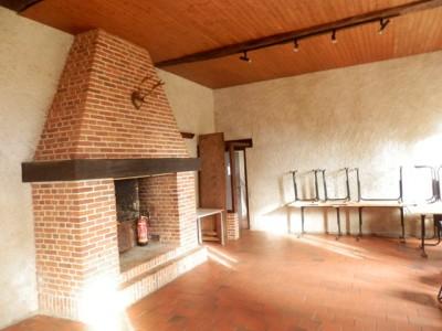 vente d'une grande maison ancienne aux beaux volumes en Normandie