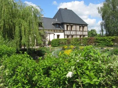 Maison normande de charme à vendre en Normandie, Campagne Yvetot, au coeur du Pays de Caux,