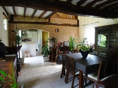 acheter une charmante maison ancienne en très bon état en Normandie