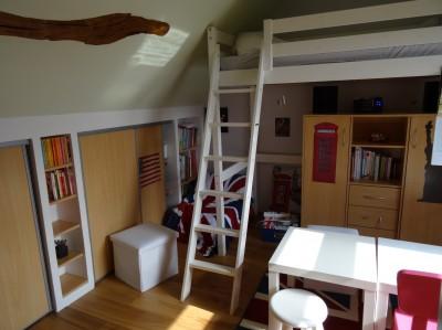 acheter une maison de charme dans la campagne d'Yvetot avec 3 chambres sur 2000 m² de terrain avec grande dépendance