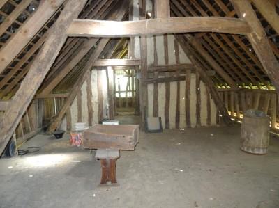 achat d'un beau bâtiment  ancien à 2h de Paris en vallée de Seine