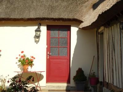 achat d'une maison à colombages proche de Caudebec en Caux, dans un bel environnement