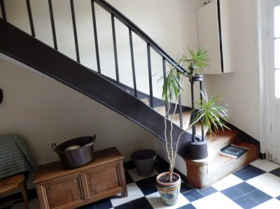 vente d'une maison de maître de 250 m² env aux environs de Rouen, au calme, en bordure de forêt