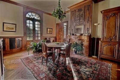 acheter une maison de charme du 18 ème à Saint Saens, avec 6 chambres